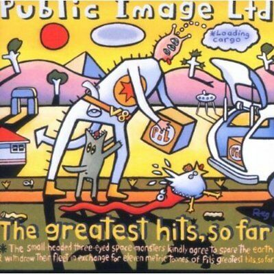 Public Image Ltd ( Pil - Greatest Hits So Far New Cd