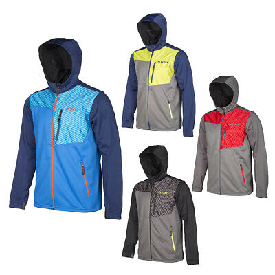 Klim Transition Hoodie Hoody Face Mask Snowmobile Riding Snocross Casual Jacket