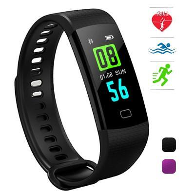 HuaWise Fitness Tracker,Activity Tracker with Heart Rate Monitor