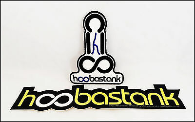 Hoobastank Iron-On Patch & Sticker