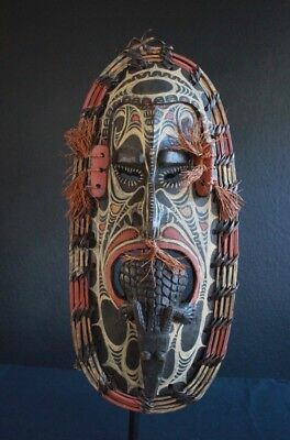 Spirit Mask Papua New Guinea