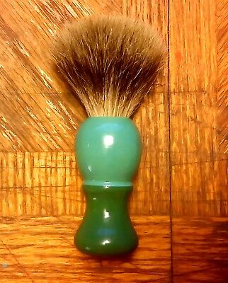 Vintage Rubberset Shave Brush Restored With New Badger Knot