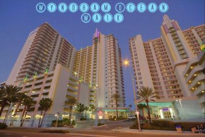 WYNDHAM OCEAN WALK DAYTONA BEACH - 1BR, 7 nights 2019 Taking Requests