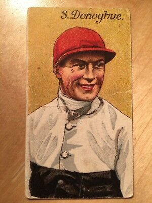 Anstie Cigarette Cards Racing Series Horses Jockeys Course 1922 Choose your card