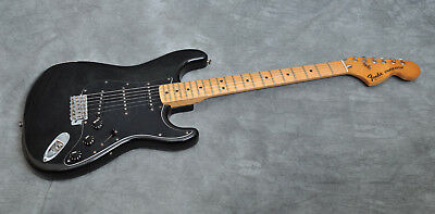 Fender Stratocaster Black - Usa 1977