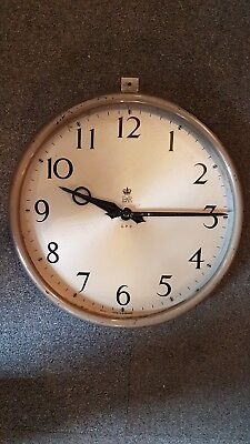 Vintage Gents GPO electric clock - Not Working