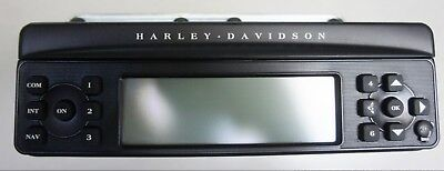 Used Harley-Davidson Harmon Kardon 76160-06 FLH Touring Radio CD Player w/ Fade