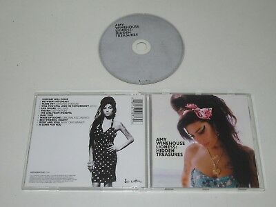 Amy Winehouse/Lioness: Hidden Treasures (Island 602527903330) CD Album