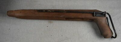 M1 CARBINE STOCK Paratrooper Sliding Collapsible Stock