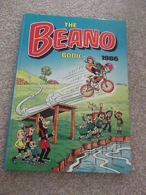 The Beano Book Annual 1986 Good Condition