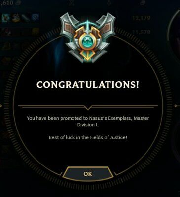 ELO BOOST LEAGUE of Legends s9 !!! Special offer!!! Rank