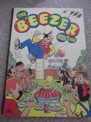 The Beezer Book 1978 Annual Good Condition