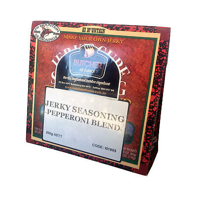 Jerky Seasoning - Pepperoni Blend 200g