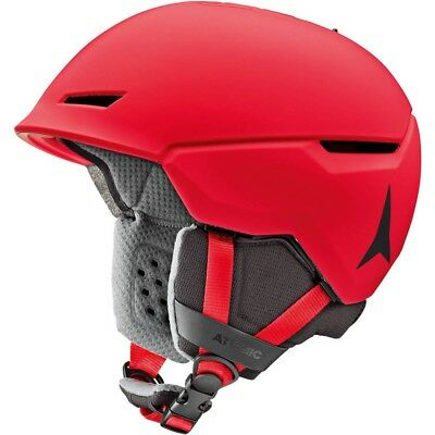 Atomic Casco Esquí Revent+ Red