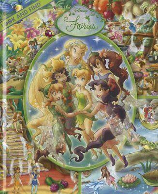 Disney Fairies (Look and Find (Disney)) by Publications International Book The