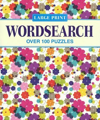 Elegant Wordsearch: II: Over 100 Puzzles (Large Print ... by Arcturus Publishing