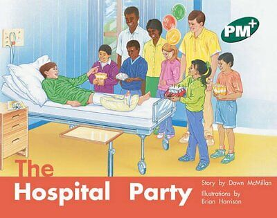 PM PLUS Level 14 Mixed Pack 10 Green: The Hospita... by McMillan, Dawn Paperback