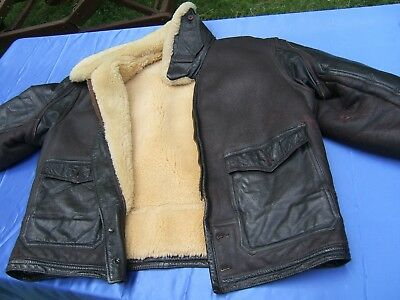 Ww 2 U.s. Navy Winter Jacket M445