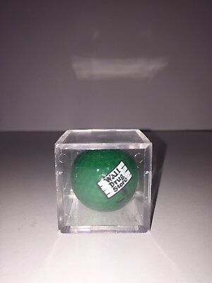 Wall Drug Store SD South Dakota Green Golf Ball Collectible