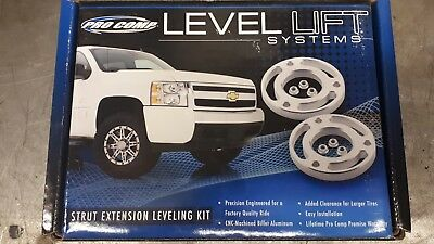 Pro Comp 63235 2 1/4 Lift Frt Spacers Gm Truck