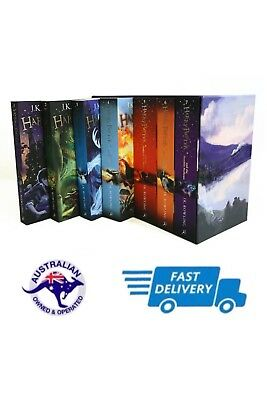 Harry Potter Box Set 7 Book Collection RRP $120
