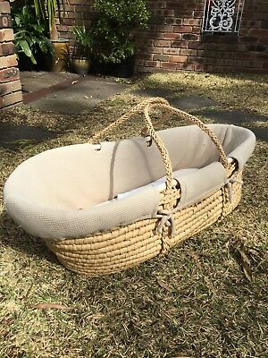 Bay Bee Cino Mosses basket in perfect condition