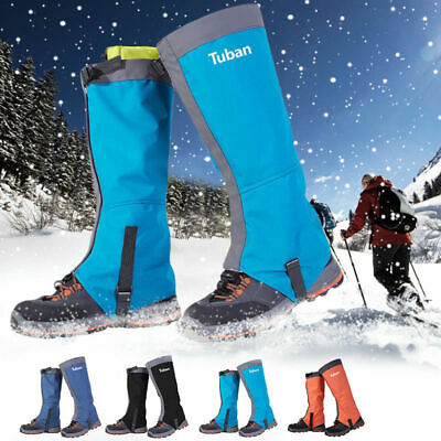 Tuban M/L Waterproof Snow Ski Shoes Leg Cover For Outdoor Climbing Hiking