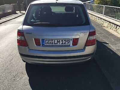 Fiat Stilo Silber Metallic