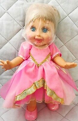 """Vintage Galoob Baby Face Doll-1990 LGTI """"Playful Penny #10"""