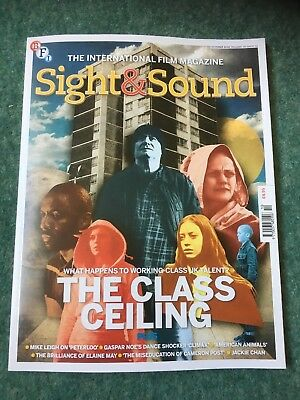 SIGHT AND SOUND FILM MAGAZINE - October 2018 - Mike Leigh - New FREE P&P