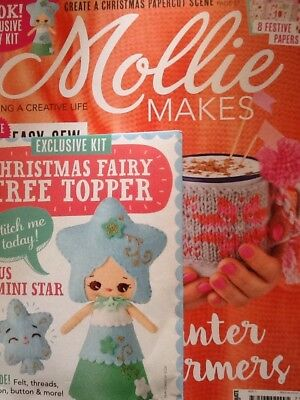 Mollie makes Magazine Issue 71 + Free Gift