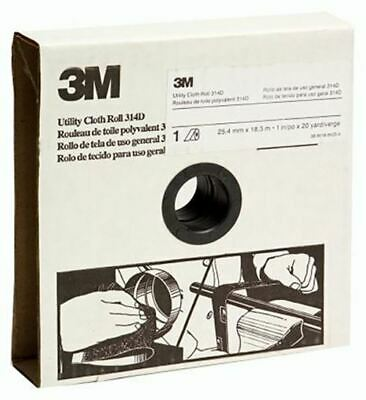 3M Aluminium Oxide Coarse Abrasive Cloth Roll P0050, P50 Grit, 25m x 50mm