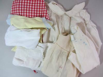 7 vintage & antique childrens clothes need tlc collectors sewing costume