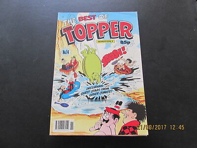BEST  OF  THE  TOPPER  COMIC  No14  VERY GOOD FOR AGE