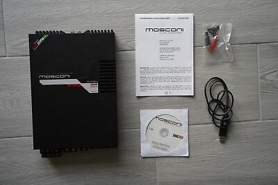 Mosconi 120.4 DSP - Soundprozessor mit 4 Kanalendstufe - High End (OVP)