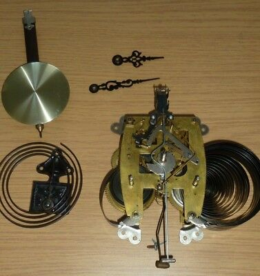 31 day wall clock movement for spares