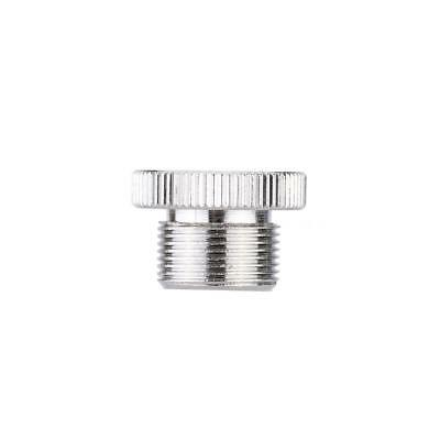 "5/8"" Male to 3/8"" Female Microphone Mic Stand Adapter Thread Screw # L2W6"