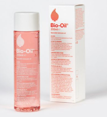 Bio-Oil Specialist Skincare Oil / 200 ml - scars, stretch Marks, ageing UK Stock