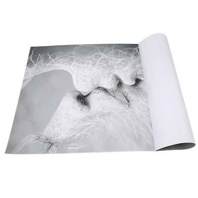 Love Kiss Abstract Canvas Print Wall Art Painting Home Decor Black White 8C
