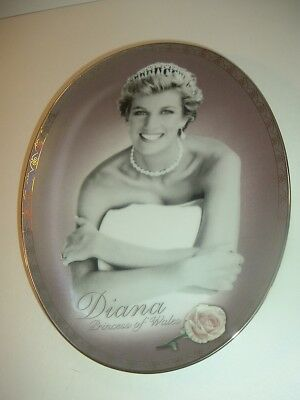 Princess Diana Plate first issue