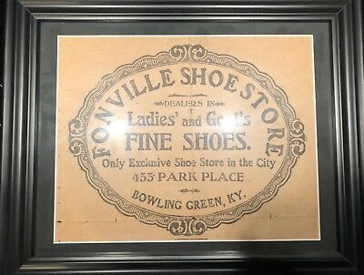 BOWLING GREEN, KY Fonville Show Store Ad 433 Park Place