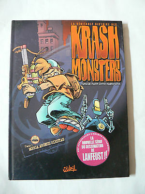 Krash Monsters