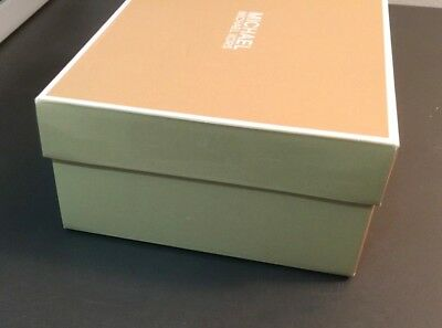 Michael Kors Empty Women's Replacement Shoe Gift Box Storage Cardboard Sz 8.5
