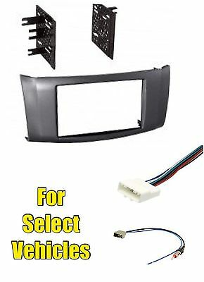 CAR STEREO RADIO Dash Install Mount Wire Kit Combo for 2013 ... on dodge sprinter radio wiring harness, ford ranger radio wiring harness, chevy silverado radio wiring harness, cadillac escalade radio wiring harness, toyota tundra radio wiring harness, pontiac g6 radio wiring harness, ford f150 radio wiring harness, jeep wrangler radio wiring harness,