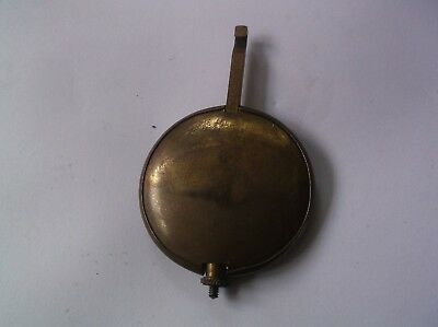 A Pendulum From An Old  Perivale 4X4 5 Hammer Mantel Clock  164G Ref P4