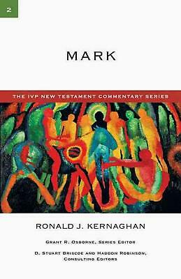 Mark by Ronald J. Kernaghan (English) Paperback Book Free Shipping!
