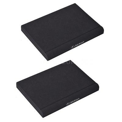 "Durable 8"" Studio Monitor Acoustic Foam And Sound Isolation Pad For Karaoke R4D4"