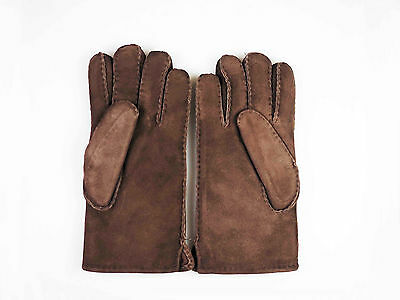 REAL AUS UGG - Sheepskin Gloves Mens - UG/00M