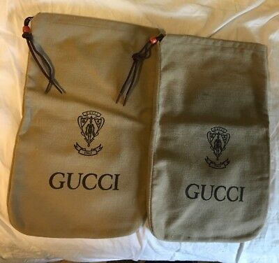 Vintage Gucci Shoe? Bags Covers Italy