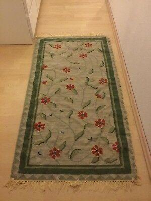 Antique Persian Kilim, ca.70 * 130 cm, hand-knotted, Persian hand made
